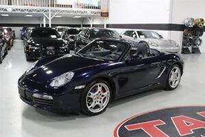 2007 Porsche Boxster S CONVERTIBLE   LOCAL CAR   19 INCH WHEELS