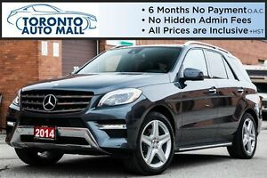 2014 Mercedes-Benz M-Class ***SOLD***ML350 BlueTEC+AMG PKG+NAVI+