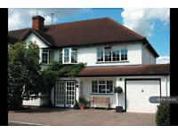 4 bedroom house in Vaughan Road, Thames Ditton, KT7 (4 bed)