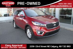 2017 Kia Sorento 2.4L LX AWD Bluetooth Heated Seats