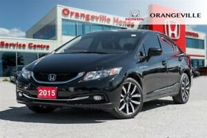 2015 Honda Civic Touring|NAVIGATION|BACK UP CAM|SUNROOF