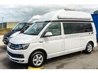 VW T6, Autosleeper Topaz, Automatic, 2016, One Owner, 2.0TDi Bluemotion, 150BHP, 2700 Miles