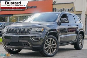 2017 Jeep Grand Cherokee LIMITED   75TH ANNIVERSARY   LIMITED ED