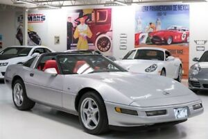 1996 Chevrolet Corvette Collector's Edition, LT4