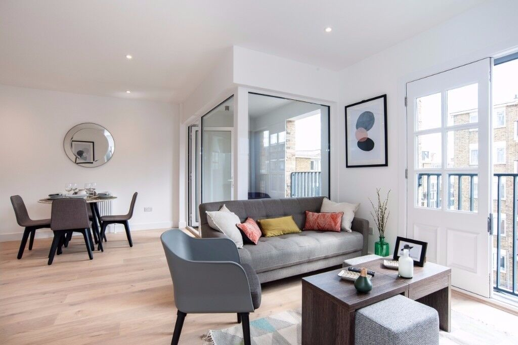 Royal Quay,Canary Wharf-1 Bedroom,**Available Furnished or Unfurnished**,Private Terrace