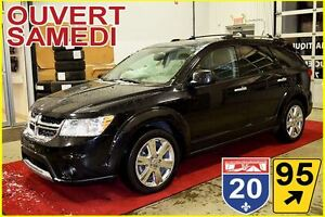 2013 Dodge Journey R/T * CUIR * AWD *  NAV