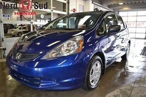 2014 Honda Fit *DX*A/C*AUTOMATIQUE*GR.ÉLECT.*