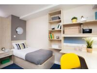 STUDENT ROOMS TO RENT IN MANCHESTER.ENSUITE WITH PRIVATE BATHROOM, GAMESROOM, GARDEN AND COMMON AREA