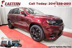 2017 Jeep Grand Cherokee SRT V8 HEATED SEATS UCONNECT