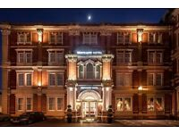 Chef positions available in 4 star Exeter Hotel - with Live-In Available