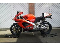 2002 Aprilia RSV Mille 1000 - 15k - Loads of service work just done - forced sale :(