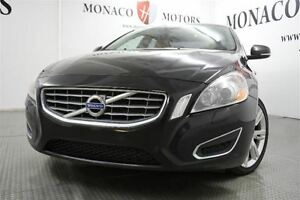 2011 Volvo S60 AWD AUTOMATIC SUNROOF LUXURY PKG  BLUETOOTH