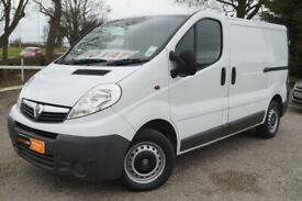 Vauxhall, VIVARO, Panel Van, 2014, Manual, 1995 (cc)