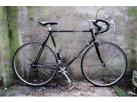 VIKING VISION. 24 inch, 60 cm. Reynolds 531 light weight. Vintage racer racing road bike, 12 speed