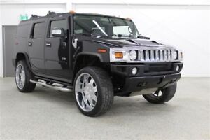 2006 Hummer H2 Supercharged - Leather, Sunroof, Bose Sound Sys