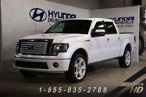2011 Ford F-150 LARIAT LIMITED + NAVI + CUIR + MAGS 22'' + DVD!!