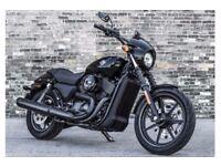 Harley-Davidson Street 749cc