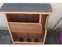UNIT - WINE RACK AND STORAGE UNIT
