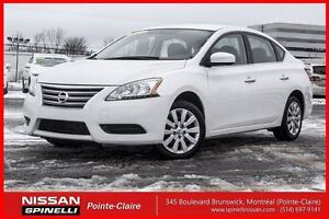 2014 Nissan Sentra S 159$/MONTH + TAXES