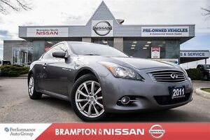 2011 Infiniti G37X Premium *Leather|Heated seats|Rear view monit