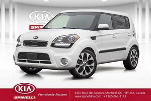 2013 Kia Soul 4u Luxury NAVIGATION