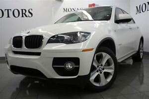 2009 BMW X6 AWD 35I PREMIUM PKG BLUETOOTH LEATHER SUNROOF