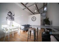 Studio flat in Boutique Studio Fully Furnished & All Bills Inc, Luton, LU1 (#1186051)