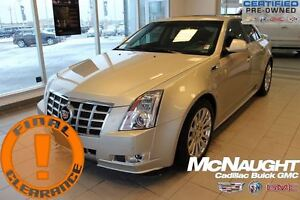 2013 Cadillac CTS Performace | NAV | Heated Seats | Moonroof