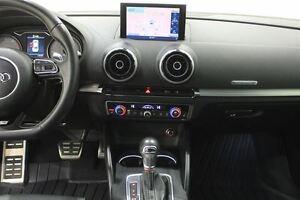 2015 Audi S3 2.0T Technik| Quattro|White| Leather|Nav|Local Regina Regina Area image 9