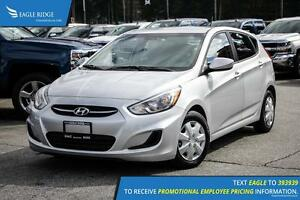2015 Hyundai Accent LE Heated Seats and Satellite Radio