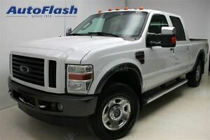 2009 Ford F-250 FX4 Crew-cab * Diésel *Cuir/Leather*