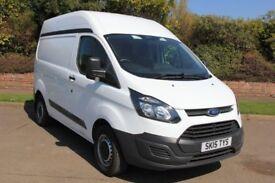 Ford Transit Custom Van with High Roof Full Service History New Mot