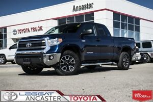 2014 Toyota Tundra TRD OFFROAD 5.7L V8 DOUBLE CAB 4X4