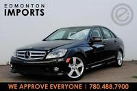 2010 Mercedes C300 4MATIC | NAV | CERTIFIED | ONLY 75 KMS