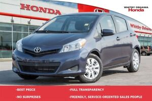 2014 Toyota Yaris LE (AT)