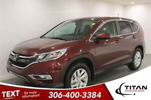 2015 Honda CR-V EX-L|AWD|Loaded|Low Kms