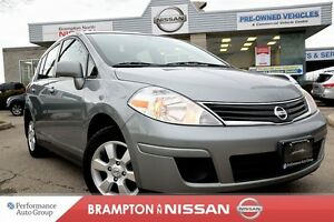 2012 Nissan Versa 1.8 SL (CVT) *Cruise,Power package*