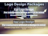 Logo Design only £30.