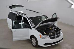 2016 Dodge Grand Caravan SXT Stow'N'Go Climatisation 3 Zones 7 P