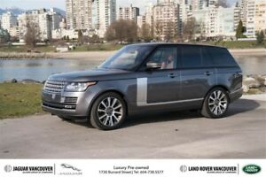 2015 Land Rover Range Rover V8 Autobiography Supercharged SWB Lo