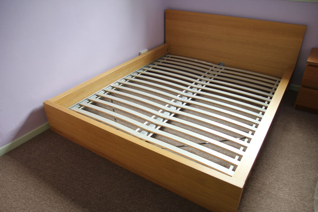 how to build sultan lade twin bed from ikea