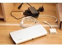 Belkin Thunderbolt 1 Express Dock with Genuine Apple Thunderbolt Cable