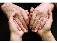 Live in Care agency '' Good Samaritanin''live in carers