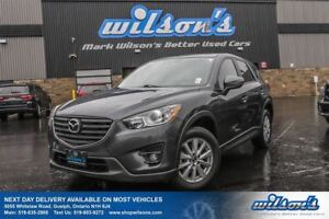 2016 Mazda CX-5 GS SUNROOF! REAR CAMERA! HEATED SEATS! NEW TIRES