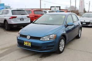2015 Volkswagen Golf FUEL EFFICIENT 1.8L TURBO