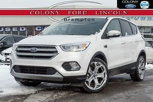 2017 Ford Escape FORD CERTIFIED, LOW % RATES & EXTRA WARRANTY!