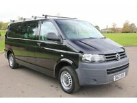 VW Transporter T32 140 TDi LWB 6 Seater Side Windows Kombi Van