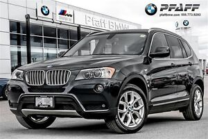 2013 BMW X3 xDrive28i Tech/Premium