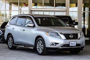 2014 Nissan Pathfinder S V6 4x2 at