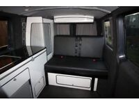 3/4 Rock And Roll Bed Brown, Beige, VW T4, T5, Vivaro, Transit, Nissan, Mazda , DELIVERY AVAILABLE